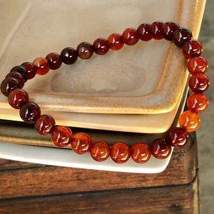 Jewelry - 🆕🆕🆕✨DREAM AGATE STONE BRACELET 6mm✨